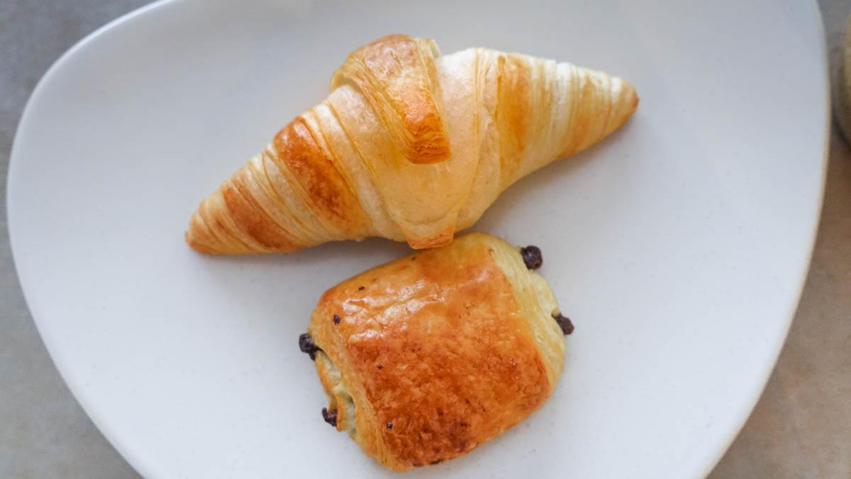 クロワッサン croissant は人間関係の潤滑油 フランスであそぼう